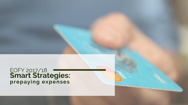 Smart Strategies: Prepaying Expenses